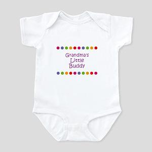 Grandma's Little Buddy Infant Bodysuit