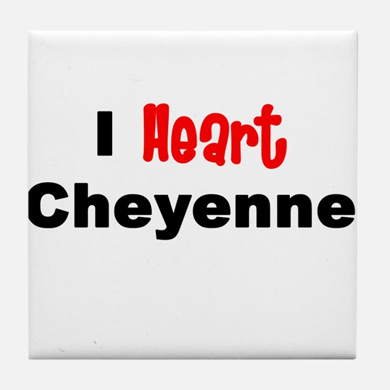 Cheyenne2.png Tile Coaster