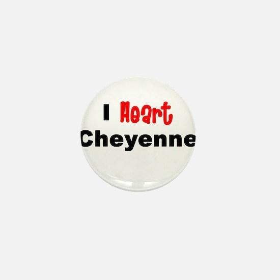 Cheyenne2.png Mini Button (10 pack)