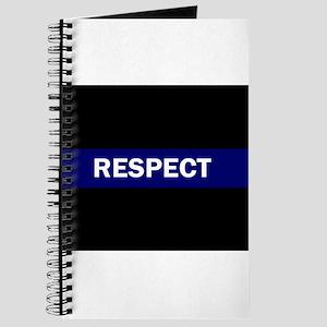 RESPECT BLUE Journal