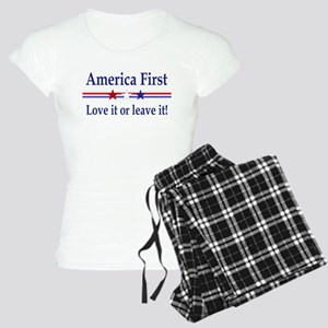 Love it or leave it Women's Light Pajamas