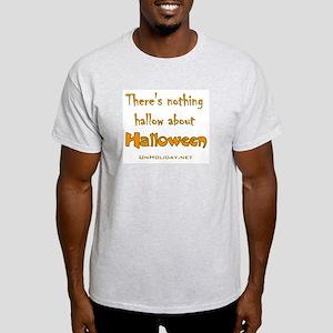 UnHallowed Halloween Light T-Shirt