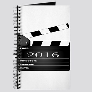 2016 Movie Clapperboard Journal