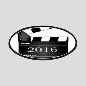 2016 Movie Clapperboard Patch