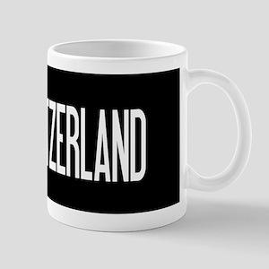 Switzerland: Swiss Flag & Switzerland Mug