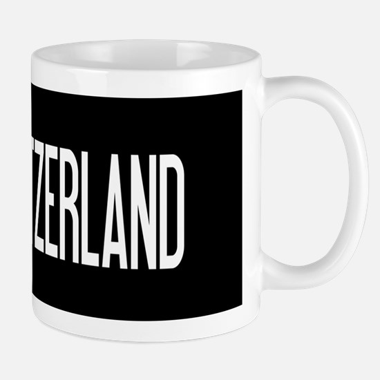 Switzerland: Swiss Flag & Switzerland Mug