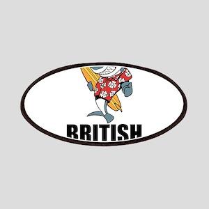 British Virgin Islands Patch