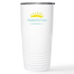 Elizabeths Hope logo Travel Mug