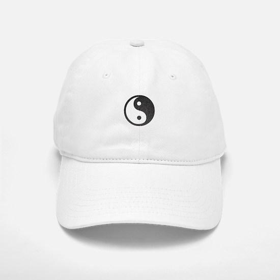 Ripple yin yang Baseball Baseball Cap