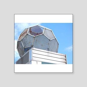 football sculpture Sticker