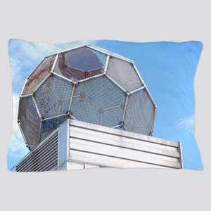 football sculpture Pillow Case