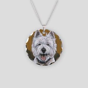 I'm Baddddd! Necklace Circle Charm