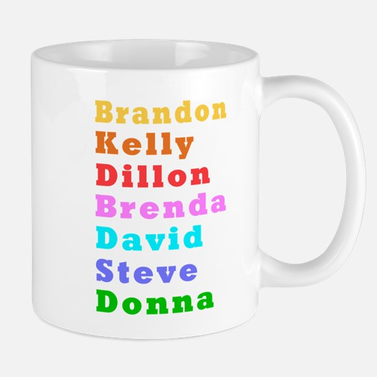 90210 Cast Mugs