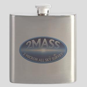 2MASS New Logo Flask