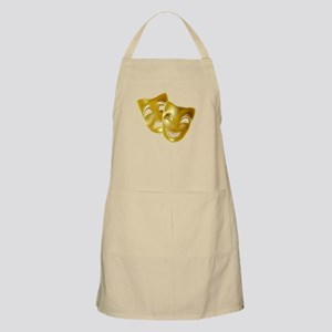 MASKS OF COMEDY & TRAGEDY Apron