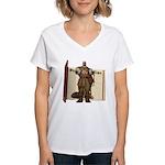 Fairytale Giant Women's V-Neck T-Shirt