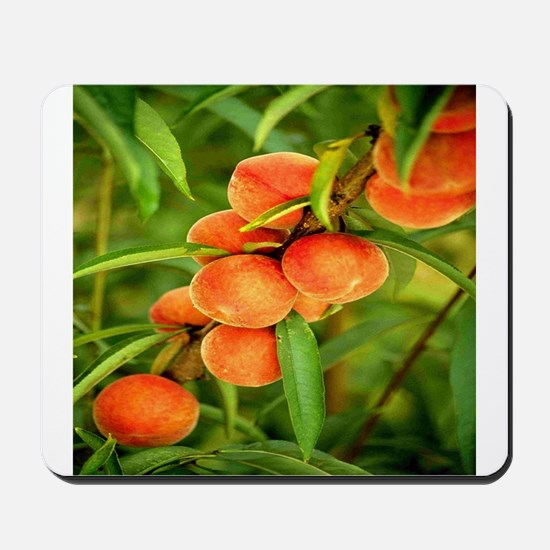 Peaches Mousepad
