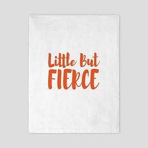 Little But FIERCE! Twin Duvet Cover