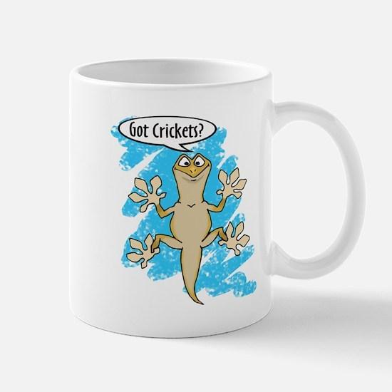 Funny Carton Gecko Mug