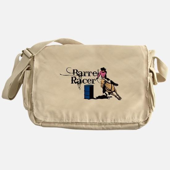 Unique Barrel racing Messenger Bag