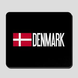 Denmark: Danish Flag & Denmark Mousepad