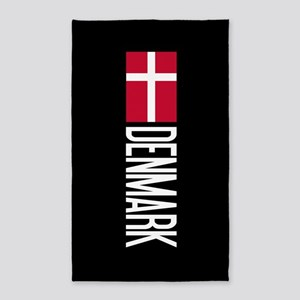 Denmark: Danish Flag & Denmark Area Rug