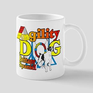 Brittany Agility Mug