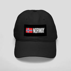 Norway: Norwegian Flag & Norway Black Cap