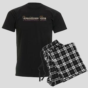 Renaissance Man Pajamas