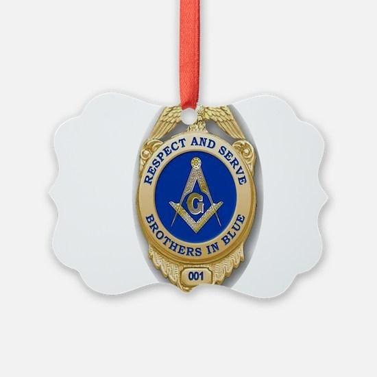 Respect & Serve Ornament