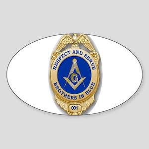 Respect & Serve Sticker