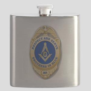 Respect & Serve Flask
