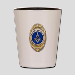 Respect & Serve Shot Glass