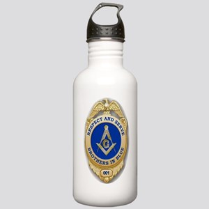 Respect & Serve Water Bottle