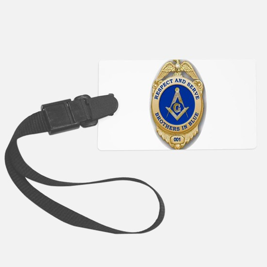 Respect & Serve Luggage Tag