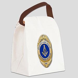 Respect & Serve Canvas Lunch Bag