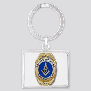 Respect & Serve Keychains