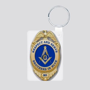 Respect & Serve Keychains