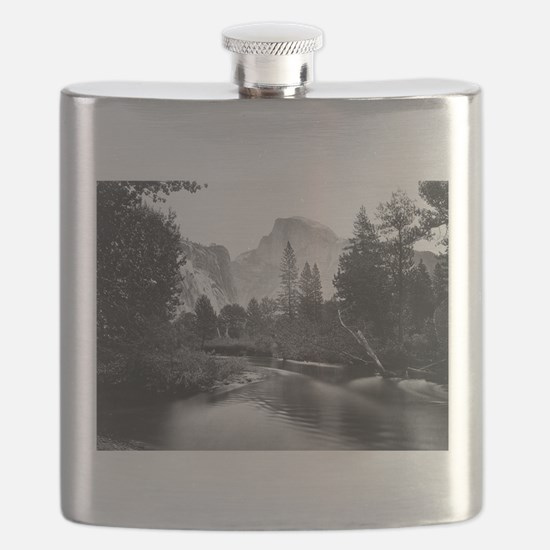 Yosemite National Park, CA - Half Dome Flask
