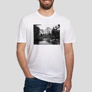 Yosemite National Park, CA - Half Dome T-Shirt