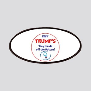 Keep Trumps tiny hands off the button. Patch