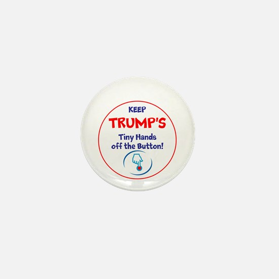 Keep Trumps tiny hands off the button. Mini Button