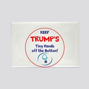 Keep Trumps tiny hands off the button. Magnets