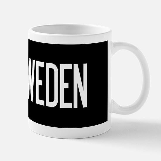 Sweden: Swedish Flag & Sweden Mug