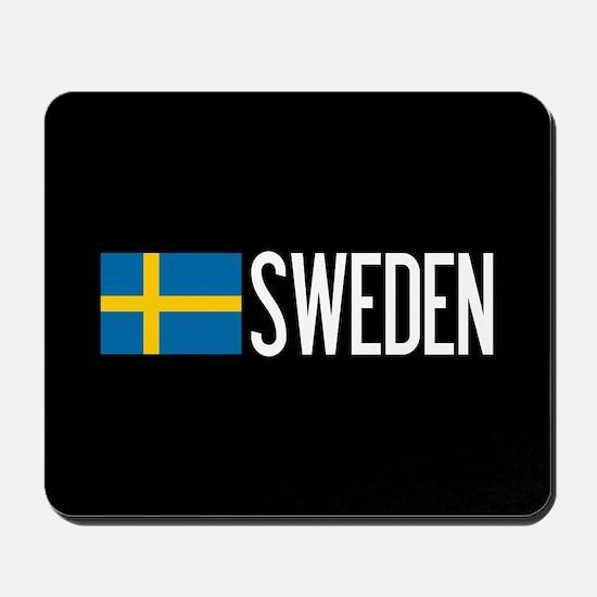 Sweden: Swedish Flag & Sweden Mousepad