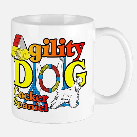 Cocker Spaniel Agility Mug