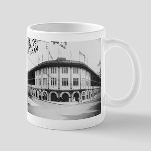 Pittsburgh, PA - Forbes Field Baseball Stadium Mug