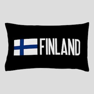 Finland: Finnish Flag & Finland Pillow Case