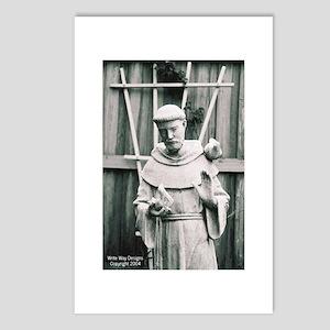 Saint Francis, the Patron Sai Postcards (Package o