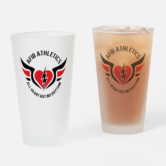 Unique Ablation Drinking Glass